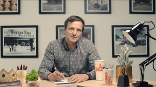 BBH Wins Burger King and Puts CEO Front and Centre to Launch New Chicken Burger