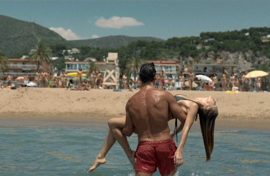AXE to Premiere 'Lifeguard' During Super Bowl