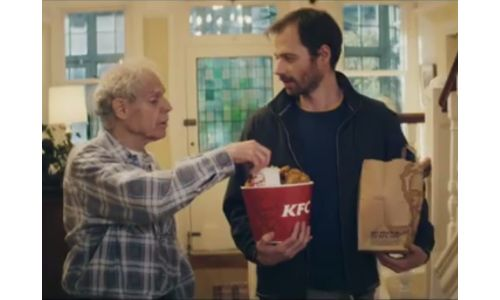 BBH Brings Home The Bucket In New KFC Spots