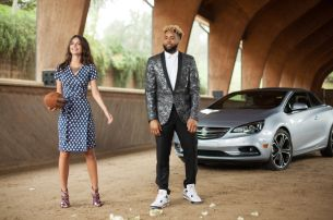 Odell Beckham Jr. & Emily Ratajkowski to Star in Buick's First Ever Super Bowl Ad