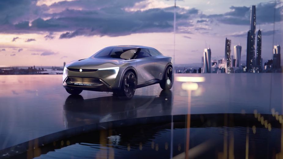 Juice Takes You Behind the Supersonic CG of the Buick Electra Concept Car