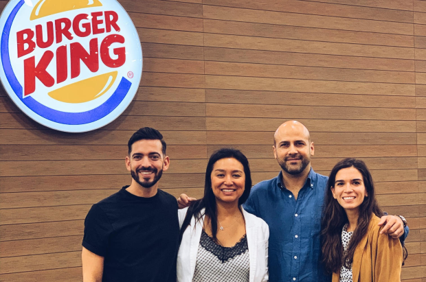 DAVID Madrid Named Agency of Record for Burger King Spain and Portugal