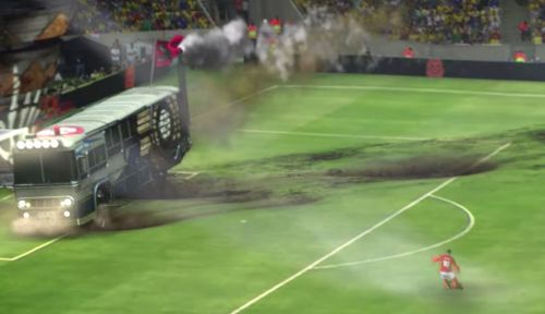 Can Rooney Take On A Bus? W+K Thinks So In These Nike Spots