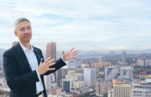 Cedar Takes a Business Trip to Malaysia for New British Airways Film