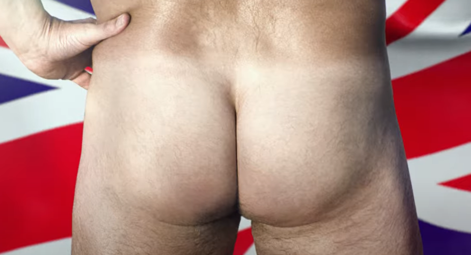 Britain Needs Your Buttocks to Beat Covid-19 in Cheeky Channel 4 Campaign