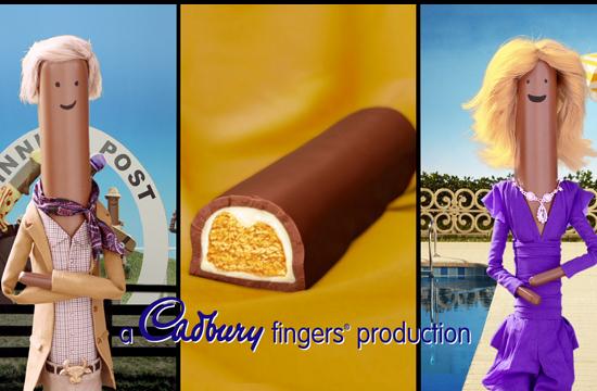 VCCP for Cadbury Fabulous Fingers