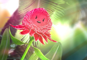 Cutting Edge Animates a Flora Wonderland for Cairns Regional Council