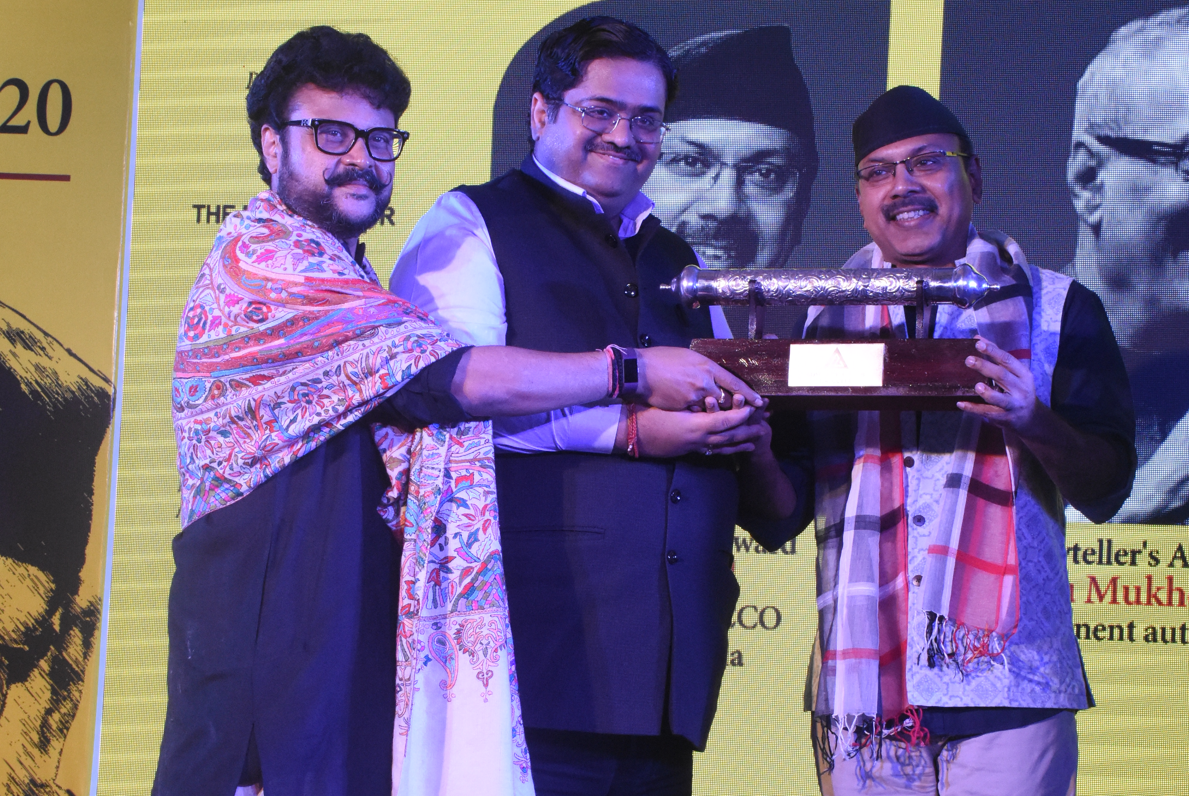 Advertising Club Calcutta Inducts Josy Paul into Hall of Fame