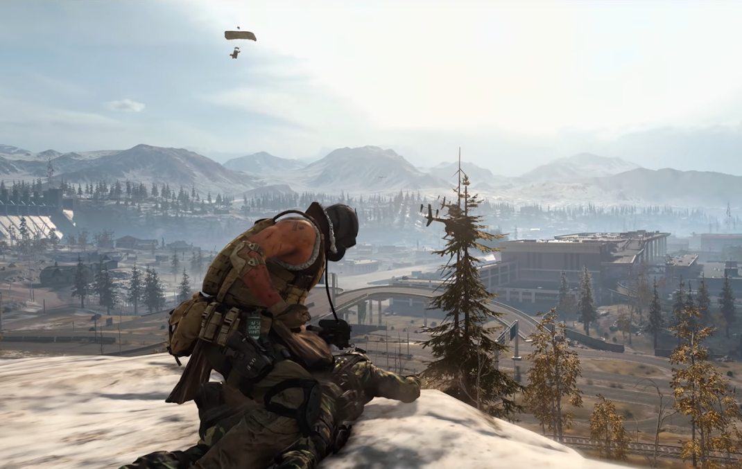 Activision Drops Heart-Pumping Trailer for 'Call Of Duty: Warzone'
