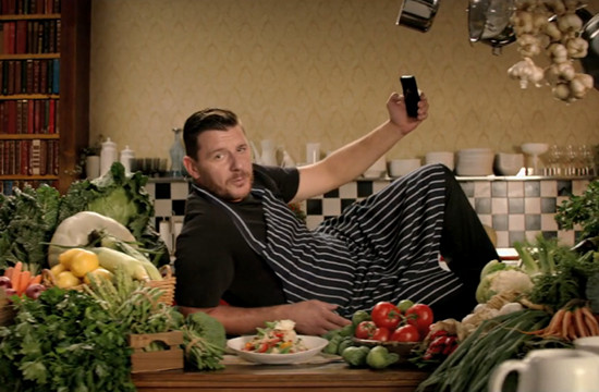 Campbells  'Sell Out' by Clemenger BBDO