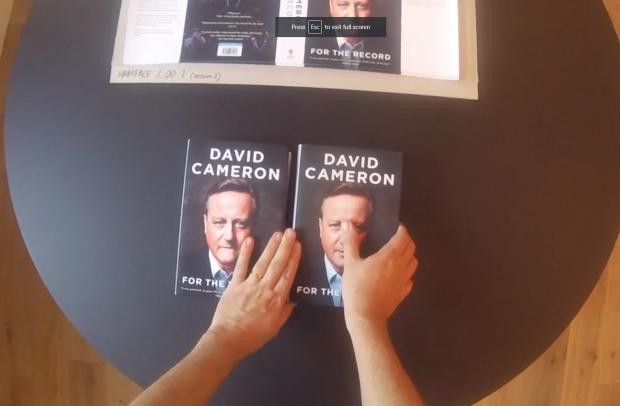 Animals Feared Him: Oli Beale Reveals Himself as Brains Behind David Cameron Sabotage