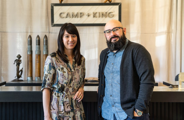 Camp + King Promotes Emily Dillow and David Morrissey to Brand and Strategy Leads
