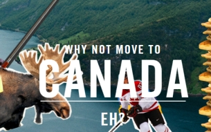 Not Happy with the US Election Results? Move to Canada Eh