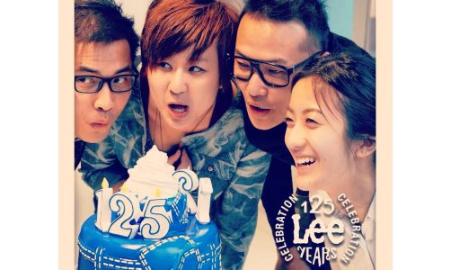 TBWA Blows Out The Candles For Lee Jeans 125th Anniversary