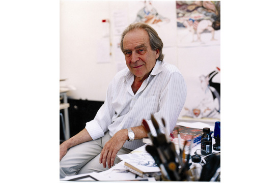 Cannes Lions 60th Festival & Gerald Scarfe