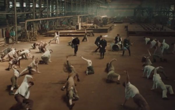 Nothing But Thieves' Latest Music Video is a Dystopian Dance Number