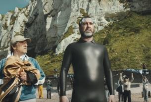 O&M London & Eric Cantona's Epic Swim Across the English Channel for Kronenbourg