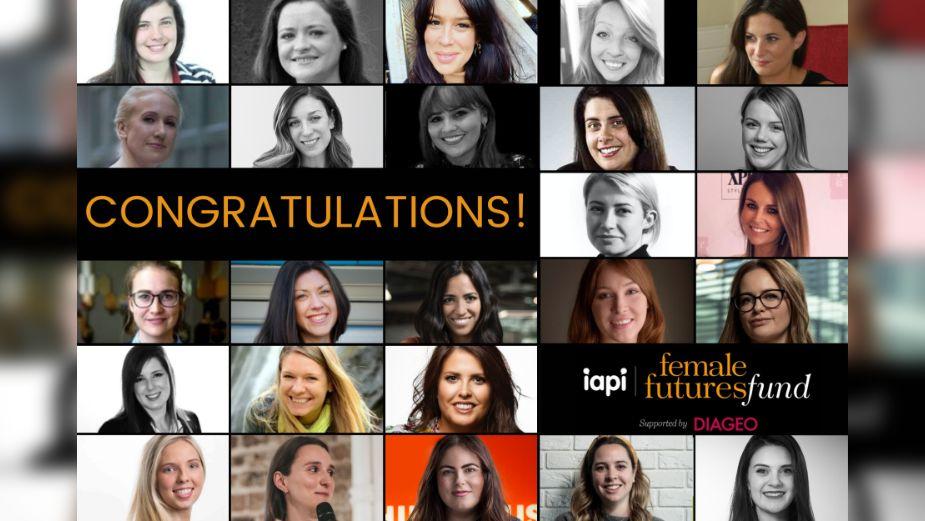 IAPI and Diageo 2021 Female Futures Fund Coaching Bursary Recipients Announced