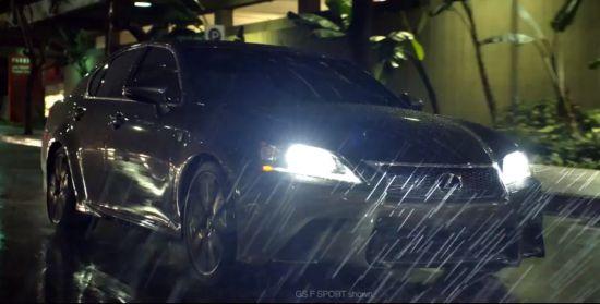 Team One Unleash A Tempting Campaign For Lexus