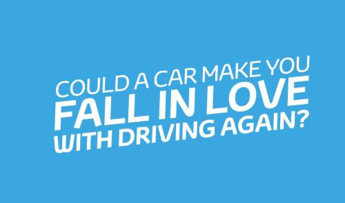 Toyota Entices Us To 'Fall In Love With Driving Again'