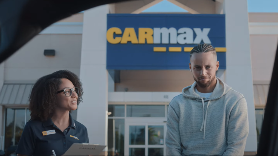 Stephen Curry, Sue Bird and 'WOJ' Keep the Jokes Coming in Carmax Campaign