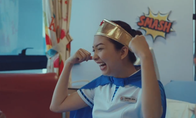 See What Nursing Is Really About in This Film for MOH Holdings