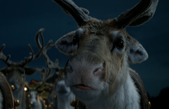 Taming Santa's Reindeer for McDonald's Magical Christmas Spot