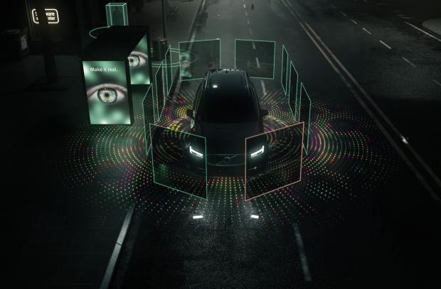 Zenuity Introduces a Sci-Fi Future with Self-Driving Software Ad