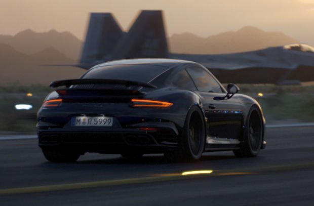 Bipolar Studio's Cinematic Porsche 'Encounter' Wins CGI Category at AICP Post Awards