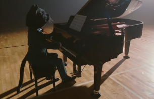 Black Cats Play Chopsticks in This Surprisingly Dramatic Spot from Dentsu Inc.