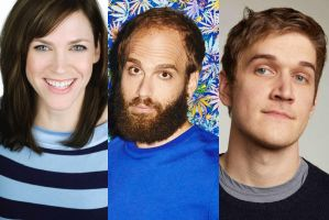 Caviar Signs Maggie Carey, Ben Sinclair and Bo Burnham