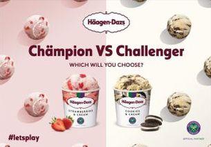 Häagen-Dazs and Grigor Dimitrov Unite for Wimbledon-Inspired 'Flavour Battle' Campaign