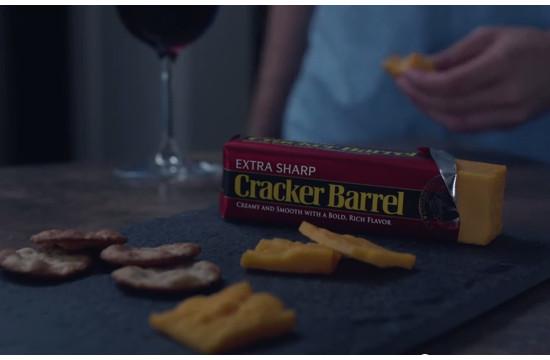 Droga5 Breaks In for Cracker Barrel