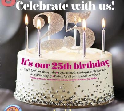 Lambie-Nairn Celebrates 25 Years of BBC Good Food with Brand Refresh
