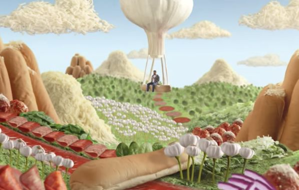 Subway Takes You to Strange New Places in Surreal New Campaign