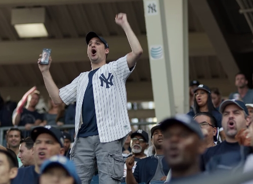 AT&T Chants for the Yankees in New Campaign from BBDO NY