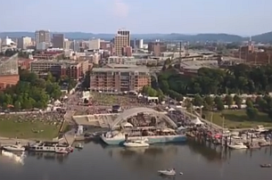 """Humanaut Creates """"City of Creators"""" Digital Short for City of Chattanooga, Tennessee"""