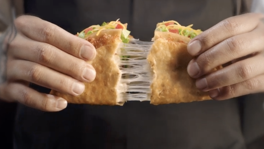 Taco Bell and Deutsch LA are Skipping the Overhype in New Quesalupa Campaign