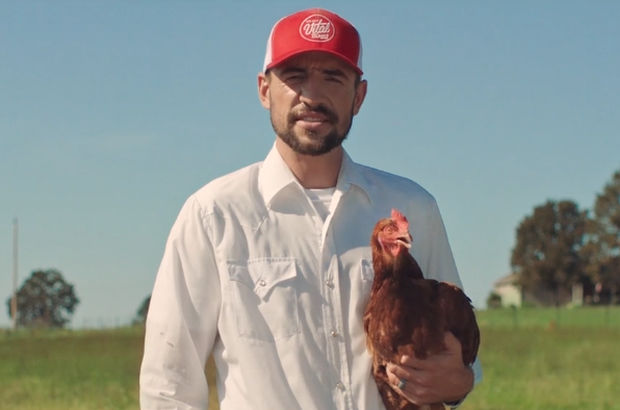 Vital Farms Ruffles Feathers with Some Angry Hens in Pasture-Raised Egg Campaign