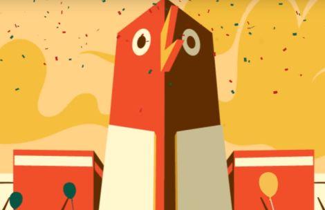 W+K Portland Honours KFC's Giant Chicken in Georgia with Cute Animated Movie