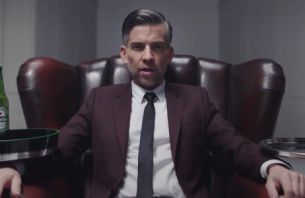 HEINEKEN's Cool New Interactive Interview is All About Choice