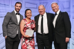 Active Display Group Wins Myer Supplier of the Year Award