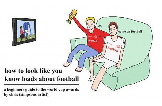 Brain Food: 8 Ideas to Help You Get Your World Cup Groove On
