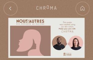 New Parisian Exhibition Uses Skin Tone to Make Artwork Come to Life