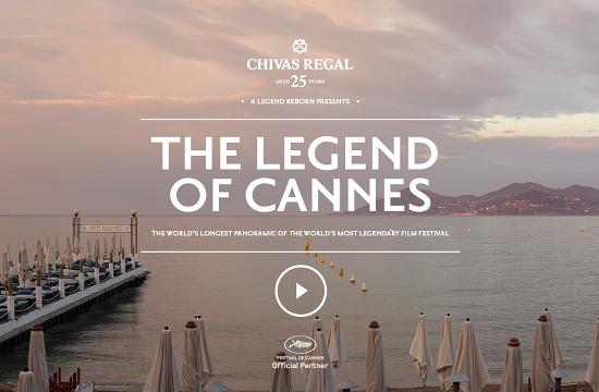 Chivas Regal 25 & 'The Legend Of Cannes'