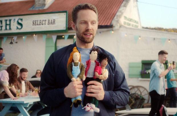 Rockshore Apple Cider Is 'Not Too Sweet' in Comedic Debut Ad