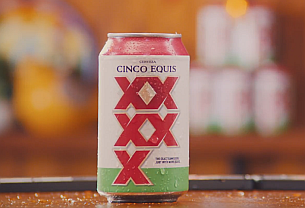 Dos Equis Celebrates Cinco de Mayo with XXXXX-Tra Special Packaging