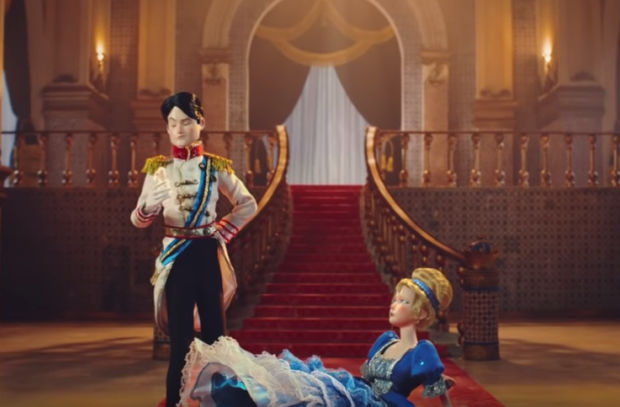 Vauxhall's Latest Campaign Retells Famous Fairy Tales in Reverse