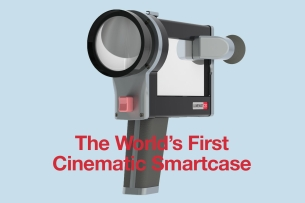 Super 8 Camera Fans Rejoice at the World's First Cinematic Smartcase