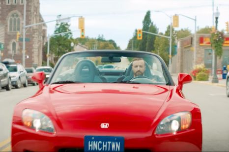 Canadian Race Car Driver James Hinchcliffe Stars in New CSN Auto Spot